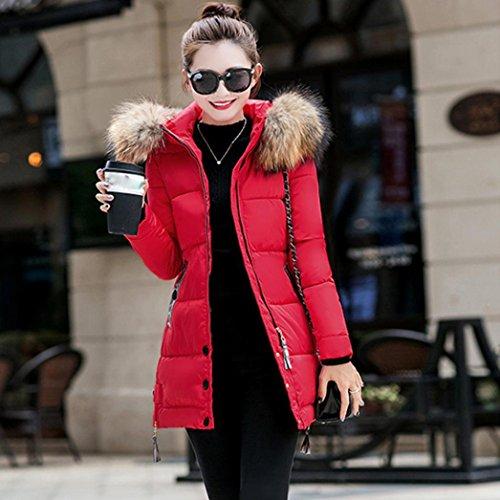 Mantel Damen Kolylong 2017 Hot Sale Frauen Winter Warm Lange