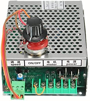 500W Air-Cooled Spindle Motor,500W Diameter 52mm High Speed Air-Cooled Spindle Motor PCB Engraving Machine Spindle ER11 with Special Power Supply