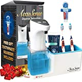 Pykal 2-in-1 Automatic Soap Dispenser Touchless & Organizer AccuSense Dispense Technology 15 oz
