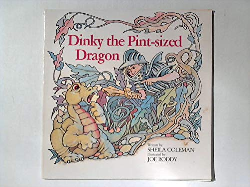 Dinky, the pint-sized dragon -