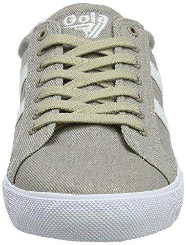 Gw Twill uomo da Varsity grigio Sneakers Grigio Gola bianco qx8FwfUq