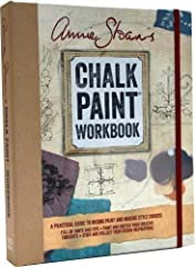 Annie Sloan's Chalk Paint Workbook is part sketch book, part practical guide to working with the different key styles that Annie and co-author and son, Felix Sloan wrote about in their book 'Room Recipes for Style and Colour'. Room Recipes ha...