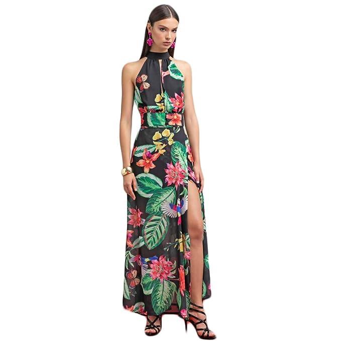 codice promozionale e6560 10499 ARTIGLI Abito AC0111192 AA7302 Donna Fantasia 48: Amazon.it ...