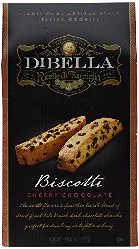 Biscotti Cherry Chocolate 6.6oz Pk (2 Pks)