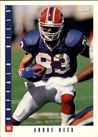 1999 Playoff Contenders SSD Football Card #16 Andre Reed