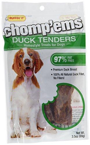Sergeants Duck Jerky Dog Treats 3OZ