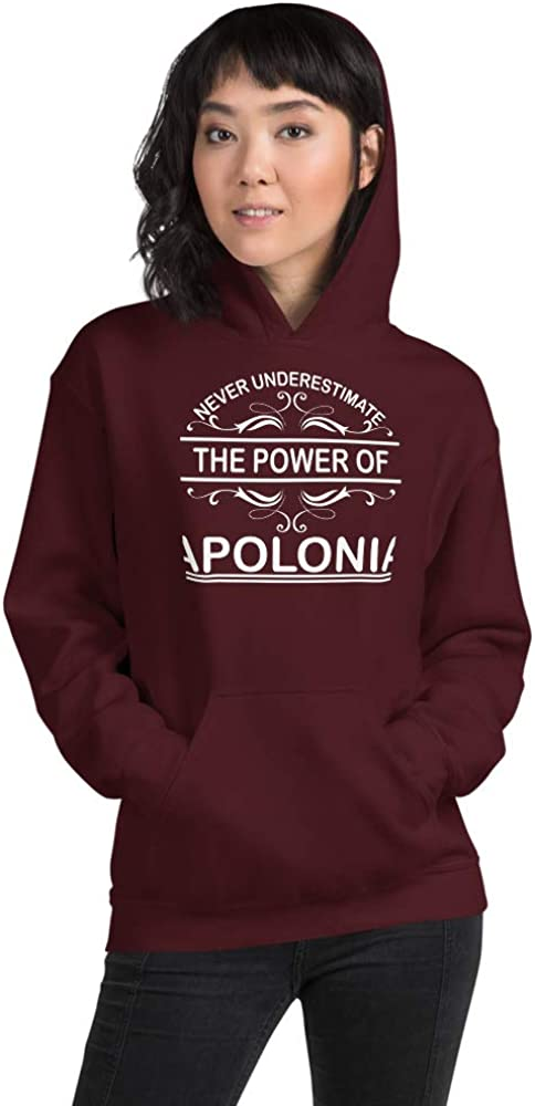 Never Underestimate The Power of APOLONIA PF
