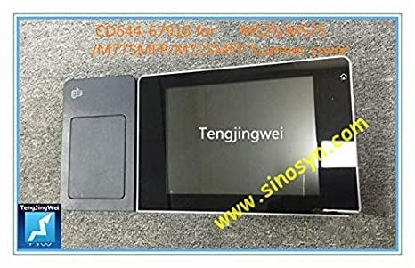 CD644-60114// CD644-67916 for HP CLJ Pro M525// M575// M725 Control Panel Touch Scr