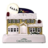 Hallmark Keepsake 2017 NATIONAL LAMPOON'S CHRISTMAS VACATION A Star-Spangled Spectacle Sound Christmas Ornament With Light