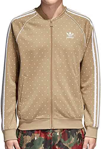 e56bcbf2d adidas Men s Originals Pharrell Williams hu Hiking SST Track Jacket
