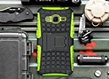 Galaxy Core Prime Case, Cocomii [HEAVY DUTY] Grenade Case :::NEW::: [ULTRA TITAN ARMOR] Premium Shockproof Kickstand Bumper Case [MILITARY DEFENDER] Full-body Rugged Dual Layer Hybrid Cover (Green)
