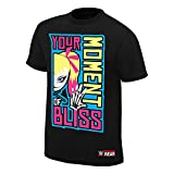 Best Official WWEShop Authentic Mens Tshirts - WWE Alexa Bliss Your Moment of Bliss T-Shirt Review