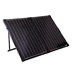 Renogy Foldable Solar Suitcase Kit 100W Mono Without Charge Controller