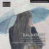Balakirev:Comp Piano Works 3 [Nicholas Walker] [Grand Piano: GP714]