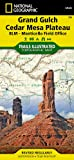 Grand Gulch, Cedar Mesa Plateau [BLM - Monticello Field Office] (National Geographic Trails Illustrated Map)