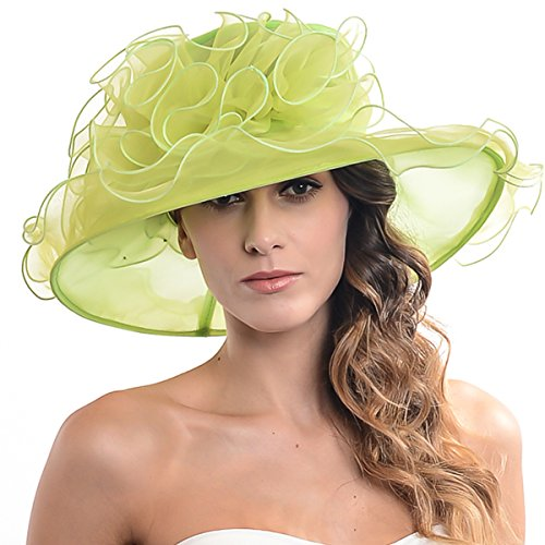 Green Sheer Cap - 3