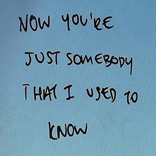 Somebody That I Used to Know - Single (Tribute to Gotye, Kimbra & Walking Off the Earth) - Mp3 Gotye