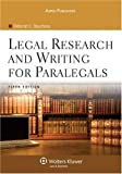 img - for Legal Research and Writing for Paralegals 5th (fifth) Edition by Bouchoux, Deborah E. [2008] book / textbook / text book