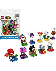 LEGO 71386 Super Mario Maria karaktär serie 2 paket, samlarleksak, 1 enhet (slumpmässigt vald stil)