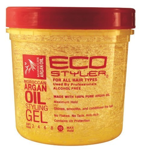 Eco Styling Gel with Argan Oil 24 oz. (Pack of 2)