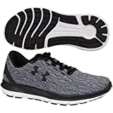 Under Armour Women's UA Remix Black/White/Black 7.5 B US