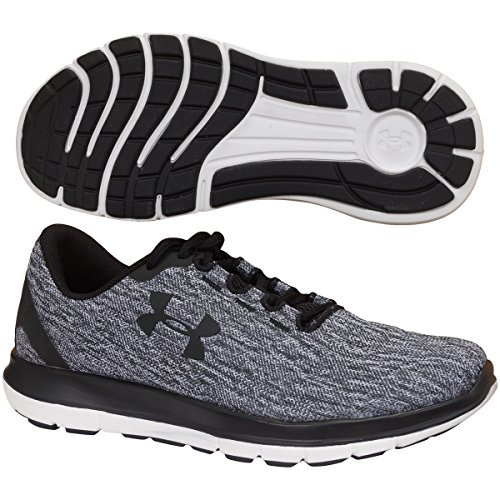 Under Armour Women's UA Remix Black/White/Black 7.5 B US by Under Armour