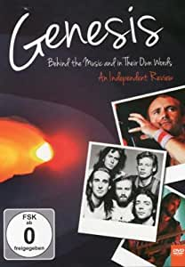 Genesis - Behind Their Music and in Their Own Words [Reino Unido] [DVD]