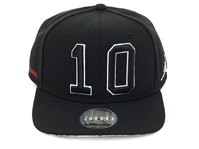 6552592657b ... canada amazon nike air jordan 6 slam dunk shohoku 10 black cap sports  related merchandise sports