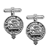 MacGregor Scottish Clan Crest Cufflinks