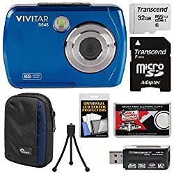 Image of the product Vivitar ViviCam S048 that is listed on the catalogue brand of Vivitar.