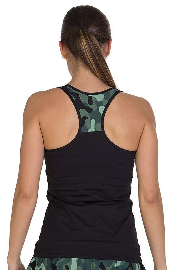 a40grados Sport & Style, Camiseta Campus, Mujer, Tenis y Padel ...