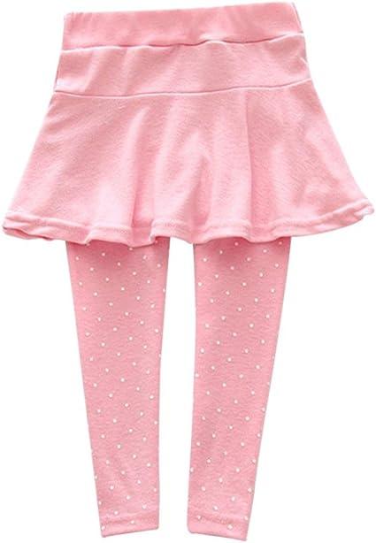 FORESTIME Trendy Warmer Baby Girl Fashion Culotte Child Spots Pantskirt Trousers Legging