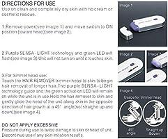 Nwgcb Depiladora Permanente IPL (luz pulsada Fuerte),afeitadora ...