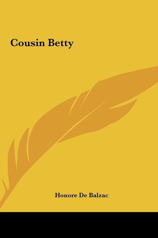 Cousin Betty pdf