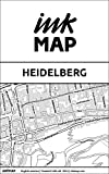 Heidelberg Inkmap - maps for eReaders, sightseeing, museums, going out, hotels (English)