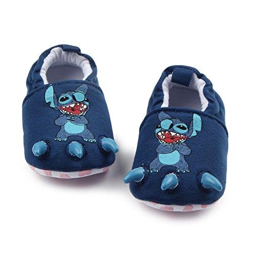 leap frog Cartoon Sneaker - Zapatos primeros pasos para niño Azul