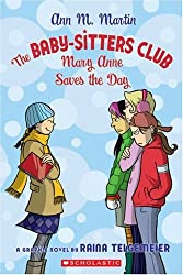 The Baby-Sitters Club Graphix #3: Mary Anne Saves the Day