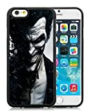 Customized Case Batman Arkham Origins Joker Red Cap Warner Bros Interactive Entertainment Devil Gotham Gotemsky Ripper Mr Jay Unique Case for iphone 6 4.7 inch in black