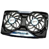 ARCTIC Accelero Twin Turbo II VGA Cooler - nVidia & AMD, Dual Quiet 92mm PWM Fans, SLI/CrossFire