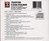 Tradition: Itzhak Perlman Plays Popular Jewish