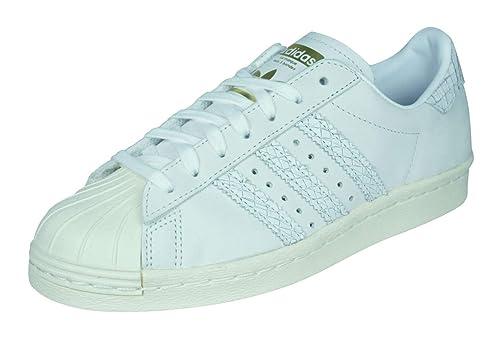 Adidas Superstar 80s W, Zapatillas de Deporte para Mujer: Amazon.es: Zapatos y complementos