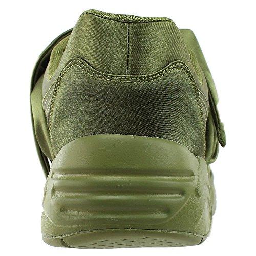 PUMA Women's Bow Sneaker Fenty by Rihanna Olive Branch/Olive Branch/Olive Branch 8 B US Emz5eYb1