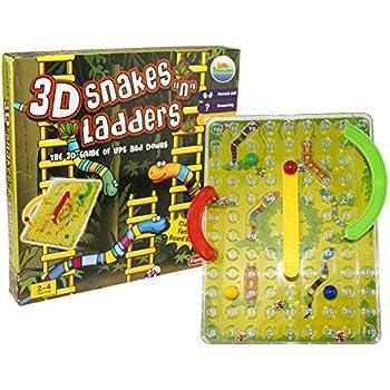 Amazon Com Chutes And Ladders Game Amazon Exclusive