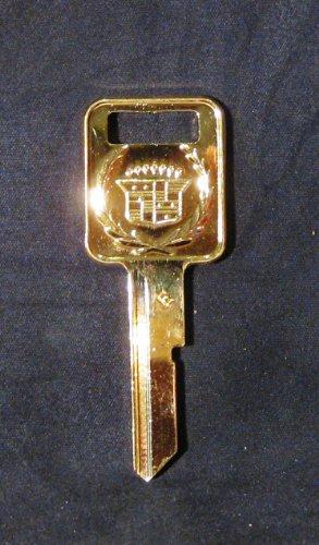Cadillac Gold Key - E Ignition - Fleetwood, Brougham, Eldorado, & Seville