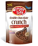 Enjoy Life Double Chocolate Crunch Granola, Gluten, Dairy, Nut & Soy Free, 12-Ounce (Pack of 3)
