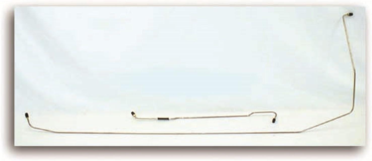 Omix-Ada 16737.05 Steel Brake Line Set