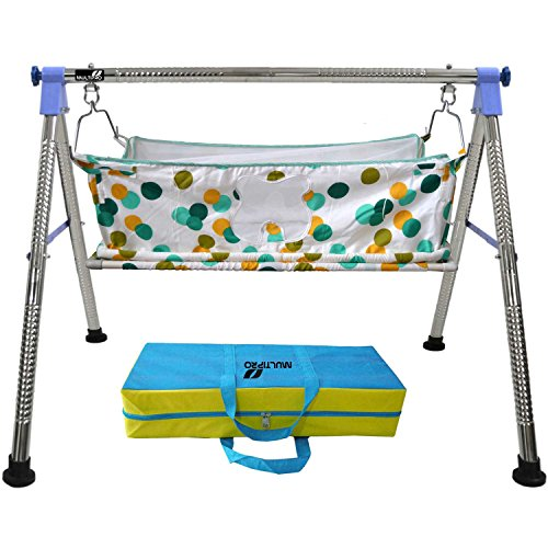 multipro indian ghodiyu indian style cradle baby cradle quick set up for new born baby indian baby swing cradle foldable hammock baby hammock     multipro indian ghodiyu indian style cradle baby cradle quick      rh   desertcart ae