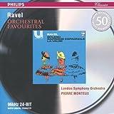 Ravel: Orchestral Favorites: Ma Mere l'Oye, La Valse, Pavane pour une infante defunte, Rapsodie espagnole, Bolero