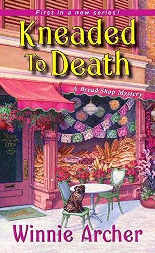book cover of Kneaded to Death