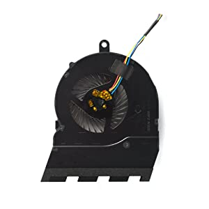 Eathtek Replacement CPU Cooling Fan for Dell inspiron 15G 5565 5567 17-5767 Series Laptop